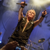 Ronnie Atkins (PRETTY MAIDS) souffre d'un cancer du poumon